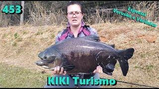Pescaria de nossas parceiras mineiras no KIKI Turismo - Fishingtur na TV 453