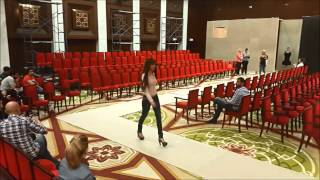 preview picture of video 'Baghdad Fashion Show  |  IraqiPlatform  |  (Hisham Vlog#1)'