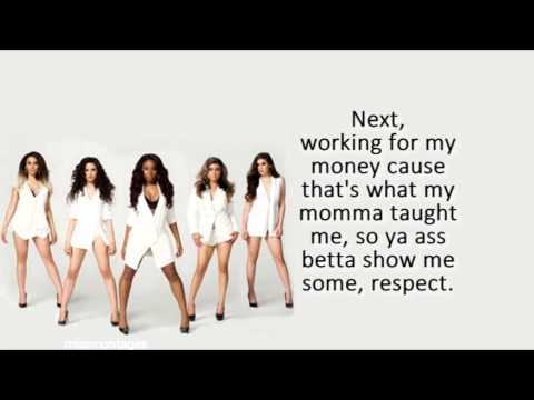 BOSS - Fifth Harmony Lyrics