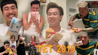 HỒ VIỆT TRUNG LÌ XÌ TẾT 2019 | Mr.Tô, Quách Ngọc Tuyên, Kiều Minh Tuấn