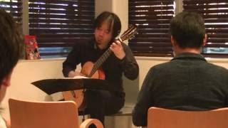 """Video thumbnail of """"「ギルバートのリュート」を19世紀ギターで~ FF4"""""""