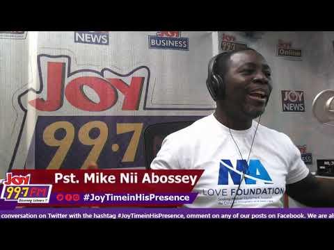 #JoyTimeInHisPresence on Joy FM (4-10-18)