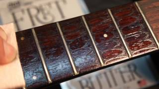 DMI Guitar Labs Fret Butter Video