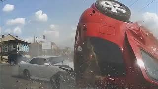 Подборка дтп #17 аварии от kom43l июнь 2018 дтп сегодня за авто