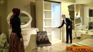 preview picture of video 'ENG  inegöl isil modern wooden furniture - inegöl modern furniture'