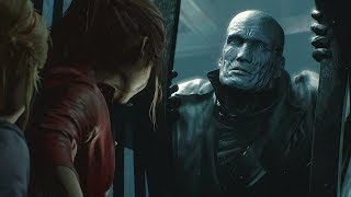 Resident Evil 2 Remake - NEW Gameplay Demo Unstoppable Tyrant | Upcoming Zombie Game (2019)