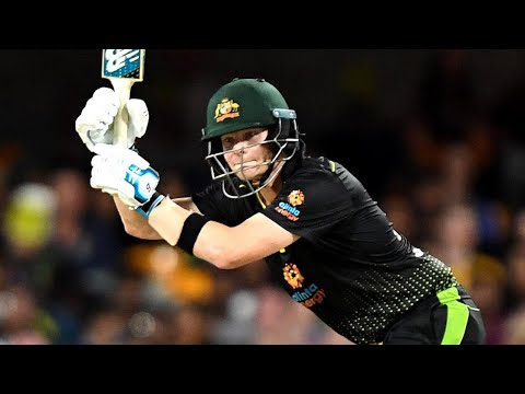 Every T20I boundary struck by Steve Smith this summer