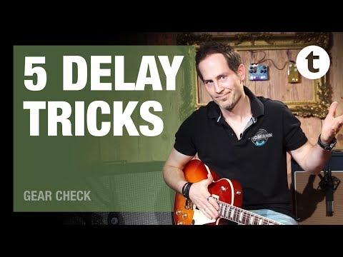 5 Delay Tricks | Tutorial