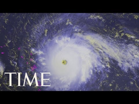 Watch Live Satellite Images Of Hurricane Irma: Evacuation Orders In Place In Florida | TIME