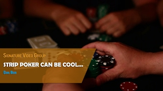 Strip Poker Can Be Cool... - Banned Cool Beer Commercial