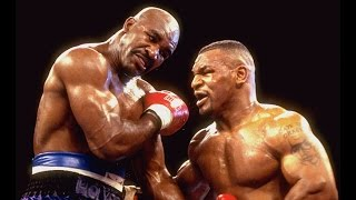 Бокс.  Майк Тайсон v Эвандер Холифилд (комментирует Гендлин) Mike Tyson vs Evander Holyfield