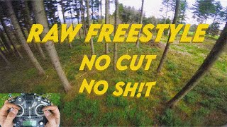 IN the Threes | RAW FPV FREESTYLE (with stickcam) FALCOX JUICE