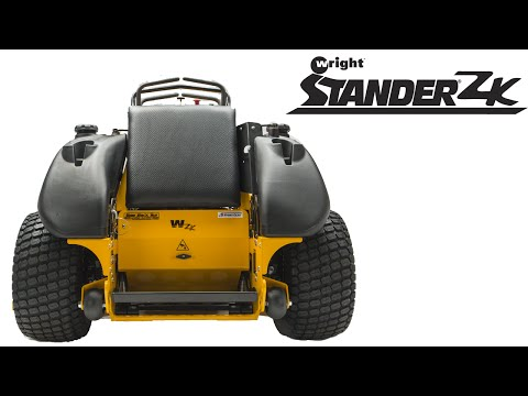 2016 Wright Stander ZK 61 in. in Glasgow, Kentucky - Video 1