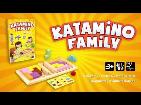Katamino Family - Gigamic