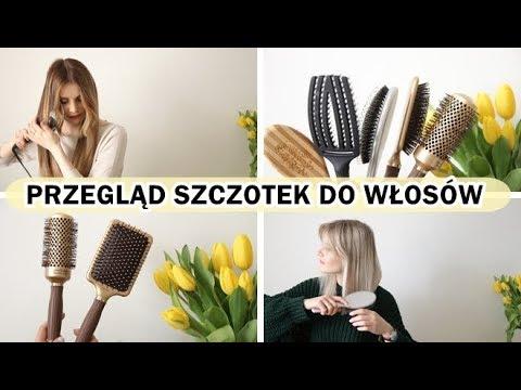 Olej do włosów z gliskur