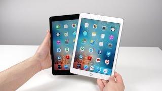 Review: Apple iPad Pro 9.7 & Vergleich mit iPad Air 2 (Deutsch) | SwagTab - dooclip.me