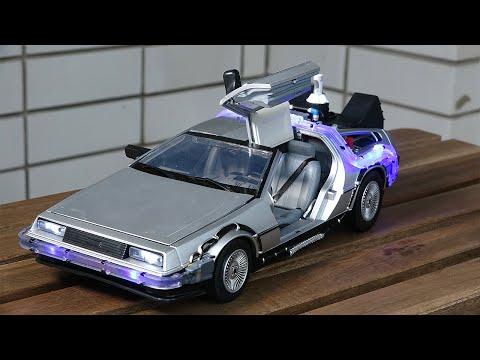 Обзор DeLorean Mark II (Back to the Future)