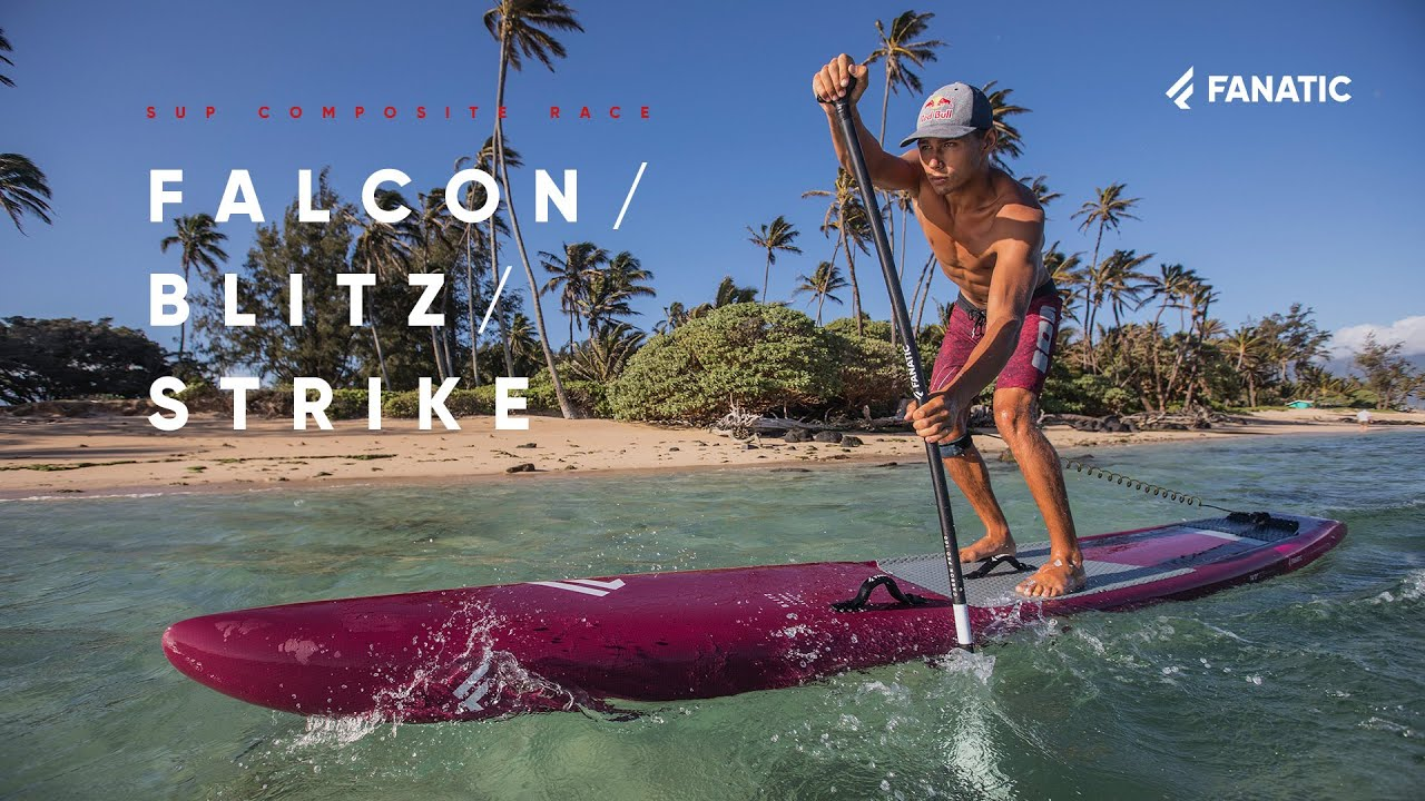 Fanatic SUP Race Range 2020