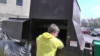 Walsh Jesuit's Zero Trash Project