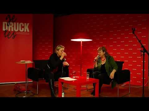 »geDRUCKtes« Nr. 68 mit Franziska Troegner