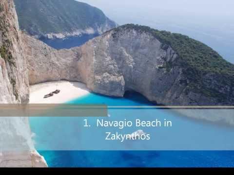 Οι 10 εντυπωσιακότερες ελληνικές παραλίες