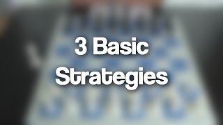11 - 3 Basic Strategies   Chess