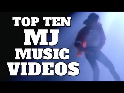 Top10 Michael Jackson Music Videos (Quickie)