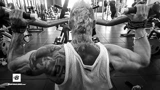 Upper Back & Calves Workout | Day 47 | Kris Gethin's 8-Week Hardcore Training Program by Bodybuilding.com