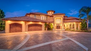 Spectacular Luxury Estate in Loomis, CA Leaves Nothing to be Desired