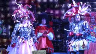 preview picture of video 'Proclamación Máscaras Mayores Carnaval Miguelturra 2014'