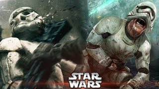 The Battle That Caused Palpatine to Replace The Clones With Stormtroopers [FULL STORY]