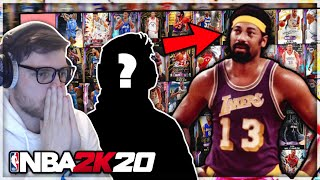 This 2k YouTuber REACTED TO MY RANKING THE BEST CARDS IN NBA 2k20 MyTEAM!! (Tier List)