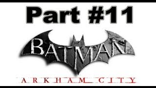 preview picture of video '#11 Batman: Arkham City - Planlos durch Arkham City (Let's Play / Xbox 360 / Deutsch)'