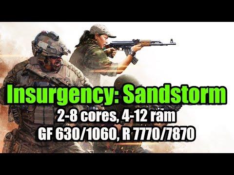 Insurgency: Sandstorm - Optimization Guide! | Temporary FPS Fix