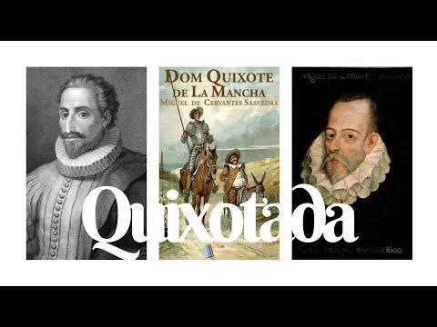 Dom Quixote, de Miguel de Cervantes - Parte Um
