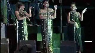 Daniel Rae Costello Annie Live Suva Fiji Video