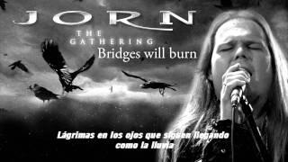 Jørn Lande - Bridges will burn (Subtitulos Español)