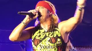 Poison - Full Show - Live HD (PNC Bank Arts Center)