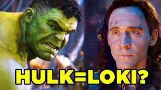 INFINITY WAR - Where Was Hulk? (Loki = Banner Theory EXPLAINED!)