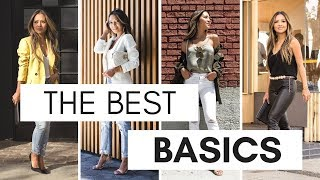 The Best Basics & Where To Get Them