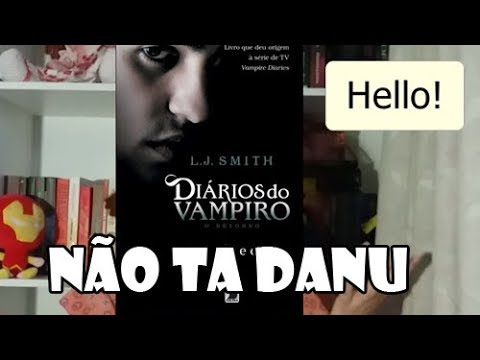 Anoitecer (Diários do Vampiro) - L. J. Smith