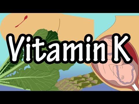 Video Vitamin K Per Day - Foods High In Vitamin K - Functions Of Vitamin K - Health Benefits Of Vitamin K