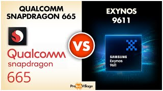 Exynos 9611 vs Snapdragon 665🔥 | Which one is better? 🤔🤔| Samsung Galaxy M30S vs Redmi Note 8
