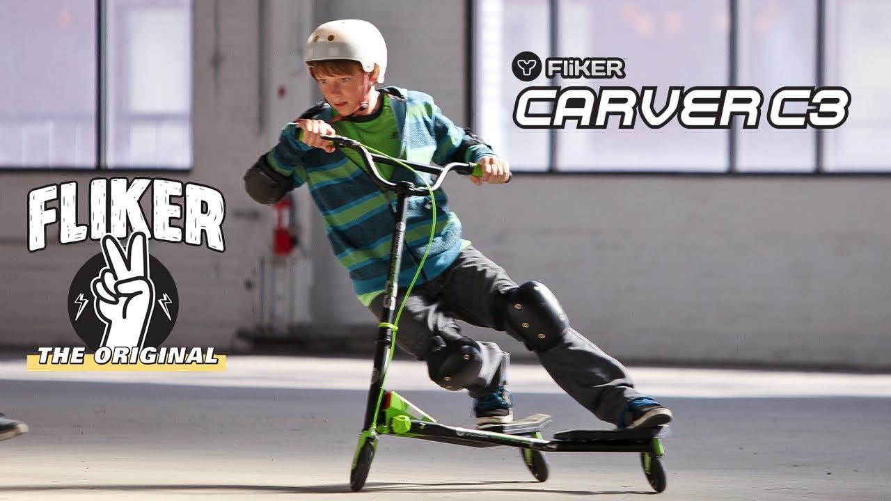 Y Fliker Scooter >> Y Volution Scooter | Y Fliker | Y Glider | Kids Scooter | Balance Bike
