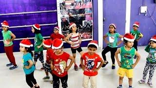 Jingle Bells | Kids Christmas Dance | Dance Mania