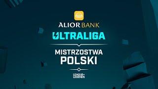 Alior Bank Ultraliga | 🌩️ | W1D2 | sezon 5 | TV: Polsat Games (kanał 16)