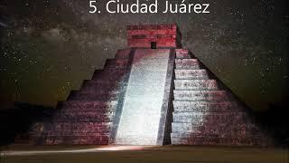 10 Destinations In Mexico