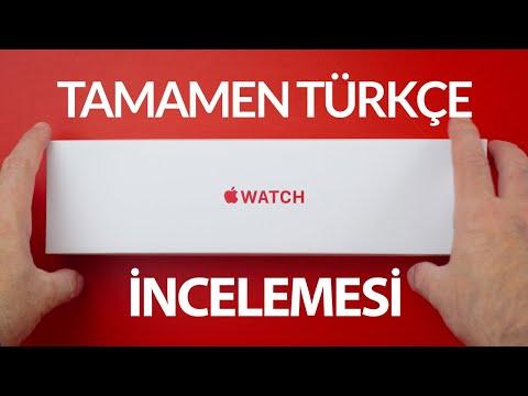 Apple Watch 7 - Derinlemesine İncelemesi [8K]