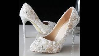 احذية زفاف للعروس 2018