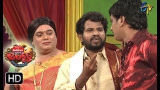 Hyper  Aadi Raijing Raju Performance   Jabardsth   3rd August 2017  ETV  Telugu